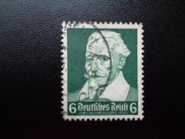 Allemagne 1935 N°532 Oblitéré - Duitsland