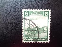 Allemagne 1935 N°539 Oblitéré - Duitsland