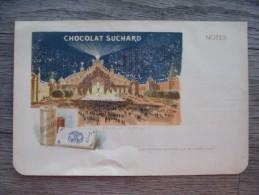 Palais De L`Electricite. Paris 1900. Chocolat  Suchard. Exposition Universelle. - Chocolat