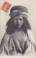 Algérie - Types - Portrait Femme De Bou-Saada - Bijoux - Algérie