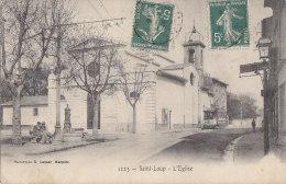 Marseille 13 Quartier Saint-Loup - Eglise - Editeur Lacour