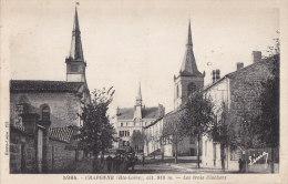Craponne Sur Arzon 43 - Les Trois Clochers Eglises - Editeur Margerit - Craponne Sur Arzon