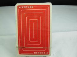 JEU DE CARTE SOCIETE PERNOD DANS EMBALLAGE (BELOTE) - Kartenspiele (traditionell)