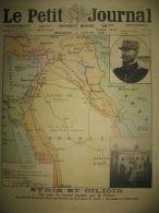 SYRIE ET CILICIE GENERAL GOURAUD BEYROUTH PALAIS DU SENAT LE PETIT JOURNAL 1920