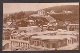 CL20) Valparaiso - Viña Del Mar - Barrio Del Sol - Real Photo Postcard - Chile