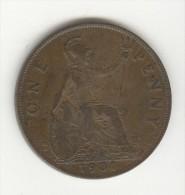 1 Penny Grande-Bretagne / Great Britain 1931 TTB - 1902-1971 : Monete Post-Vittoriane