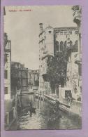 ITALIE -  VENEZIA - Rio Contarini -  CPA   - 2 Scans - Venezia