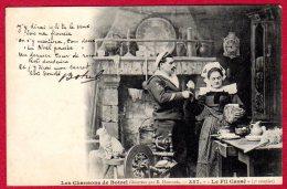 Les Chansons De Botrel - Le Fil Cassé - Bretagne