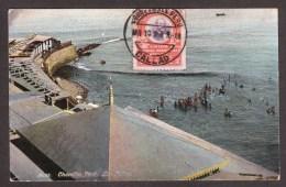 PE19) Chorrillos - Los Baños - 1908 - Perù