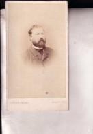 VIRTON ARLON Henri-Nicolas WEYLAND 1825-1900 NOBRESSART Banquier à Virton Faillite Retentissante Photo CDV GHEMAR - Photographs