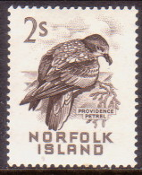 Norfolk Island 1961 SG #32 2sh MNH OG Bird - Ile Norfolk