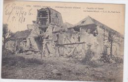 France - Ostel - Chateau ferme d'Ostel - WW1 - 1914-17