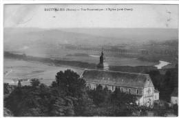 HAUTVILLERS VUE PANORAMIQUE  L EGLISE ( COTE OUEST ) - France