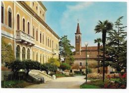 THIENE - PALAZZO COMUNALE E GIARDINI  (VI) - - Vicenza