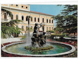 THIENE - FONTANA DI BACCO E MUNICIPIO (VI) - - Vicenza