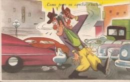 COMIC N°125 EDIT. MITCHELL'S BUENOS AIRES, ARGENTINA NO CIRCULADA NON CIRCULEE TBE GECKO - Stripverhalen