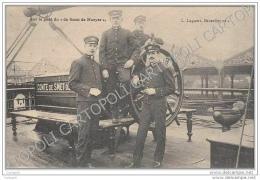 ^ LAGAERT BRUXELLES NAVIRE NAVE NAVY SHIP SMET DE NAEYER 119 - Belgique