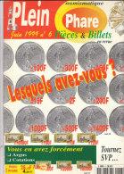 PLEIN PHARE PIECES & BILLETS N°6 Juin 1999 - Verzamelaars