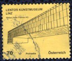 Autriche 2013 Oblitéré Rond Used Stamp Musée Lentos Kunstmuseum Linz - 1945-.... 2nd Republic