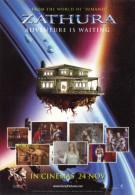 "15N : Movie Cinema Adcard ""Zathura "" Artcard 800 - Afiches En Tarjetas"