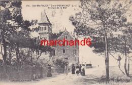 Loire Atlantique Sainte Marguerite De Pornichet Avenue De La Mer éditeur Chapeau - Pornichet