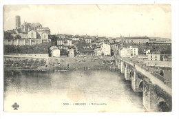 Cp, 87, Limoges, L'Abbessaille - Limoges