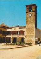 MOTA DEL CUERVO (Cuenca). Ayuntamiento (1966) - Cuenca