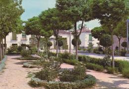 MOTA DEL CUERVO (Cuenca). Plaza Del Caudillo (1967) - Cuenca