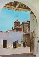 MOTA DEL CUERVO (Cuenca, La Mancha). Típica Casa De Labranza (1960s) - Cuenca