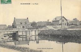 Blaringhem (Nord) - Le Pont - Librairie Gobrecht - France