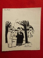 DE CHAMPS DESSIN 1937 - Autres Collections