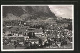 CPA Schwanden, Ortschaft Avec Thon Et Schwändi - GL Glaris