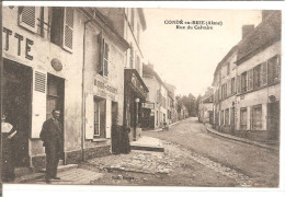 CONDE EN BRIE   Rue du calvaire