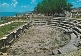 C P M---ASIE---LIBAN----LEBANON--BYBLOS---l'amphitheâter--voir 2 Scans - Liban
