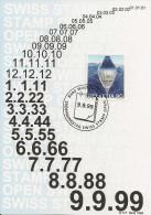 Suisse - Carte Postale 9.9.99 - YT 1608 - Switzerland