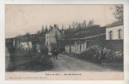 95 - CHARS - Rue De Clochard - Chars