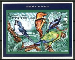 MALI 1995** - Uccelli / Birds - Block MNH Come Da Scansione - Unclassified