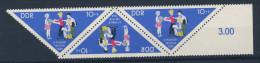 DDR Michel Nr. 1045 / ZD K 4 ** postfrisch