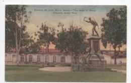 Alajuela. Estatua De Juan Santa Maria. The Hero Of Rivas. - Costa Rica