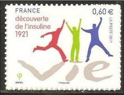 TIMBRE NEUF ADHESIF   YVERT N° 635 - Adhesive Stamps