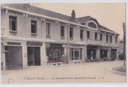 LA ROCHE-POSAY-LES-BAINS - SELECT HOTEL - La Roche Posay