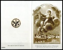 Santini - San Bartolomeo Apostolo - Patrono Di Benevento - Come Da Scansione - Images Religieuses