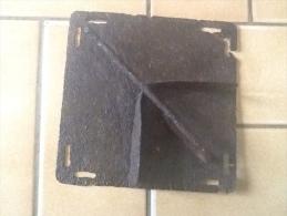 Plaque Tire Feu Ww1 - 1914-18
