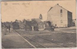 Rossignol - Arrêt Du Tram - Animée - Tram à Vapeur - 1922 - Edition Desaix - Tintigny