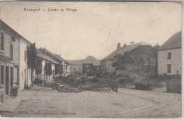Rossignol - Centre Du Village - 1913 - Edit. Lallemand, Marbehan N° 22572 - Tintigny