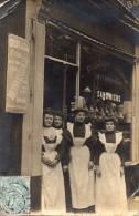 PARIS    Boulangerie Patisserie Du Faubourg Montmarte - Carte Photo - Autres
