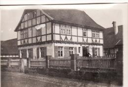 Foto Februar 1917 NEU-BERICH - Ansicht (A102, Ww1, Wk 1) - Bad Arolsen