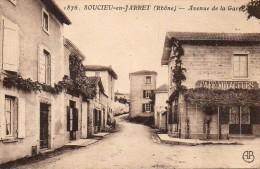 69 SOUCIEU-en-JARRET  Avenue De La Gare - France