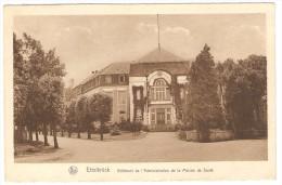 ETTELBRÜCK   ----  Bâtiment De L' Administration De La Maison De Santé - Ettelbrück
