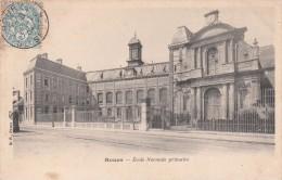 Cp , 76 , ROUEN , École Normale Primaire - Rouen